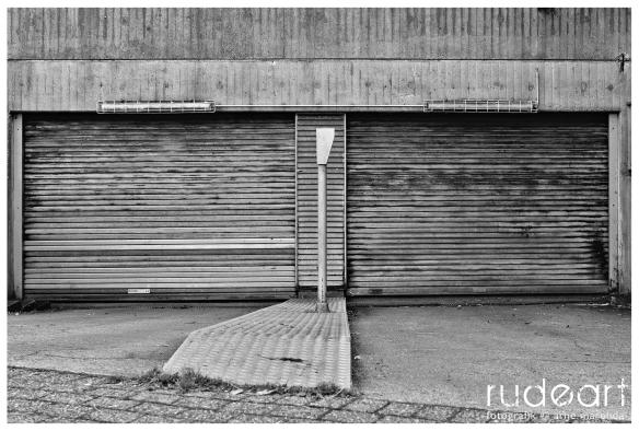 Garageneinfahrt in Mülhausen/Ruhr