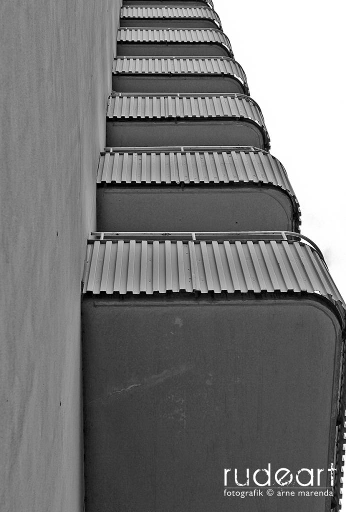 Balkone in Nürnberg-Johannis