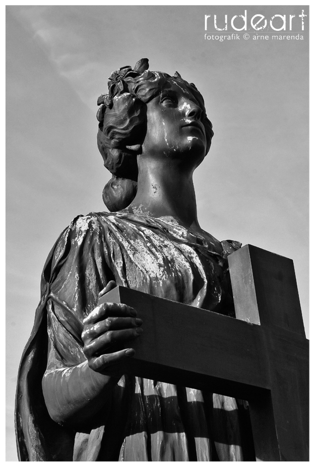 Grabfigur, Nürnberg Johannisfriedhof